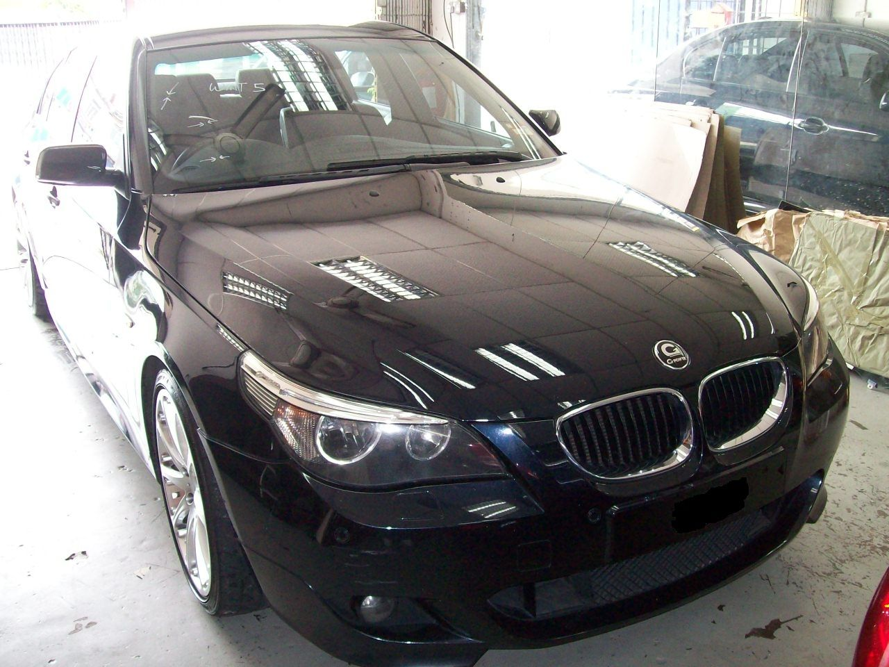 E60-1 Windshield Replacement